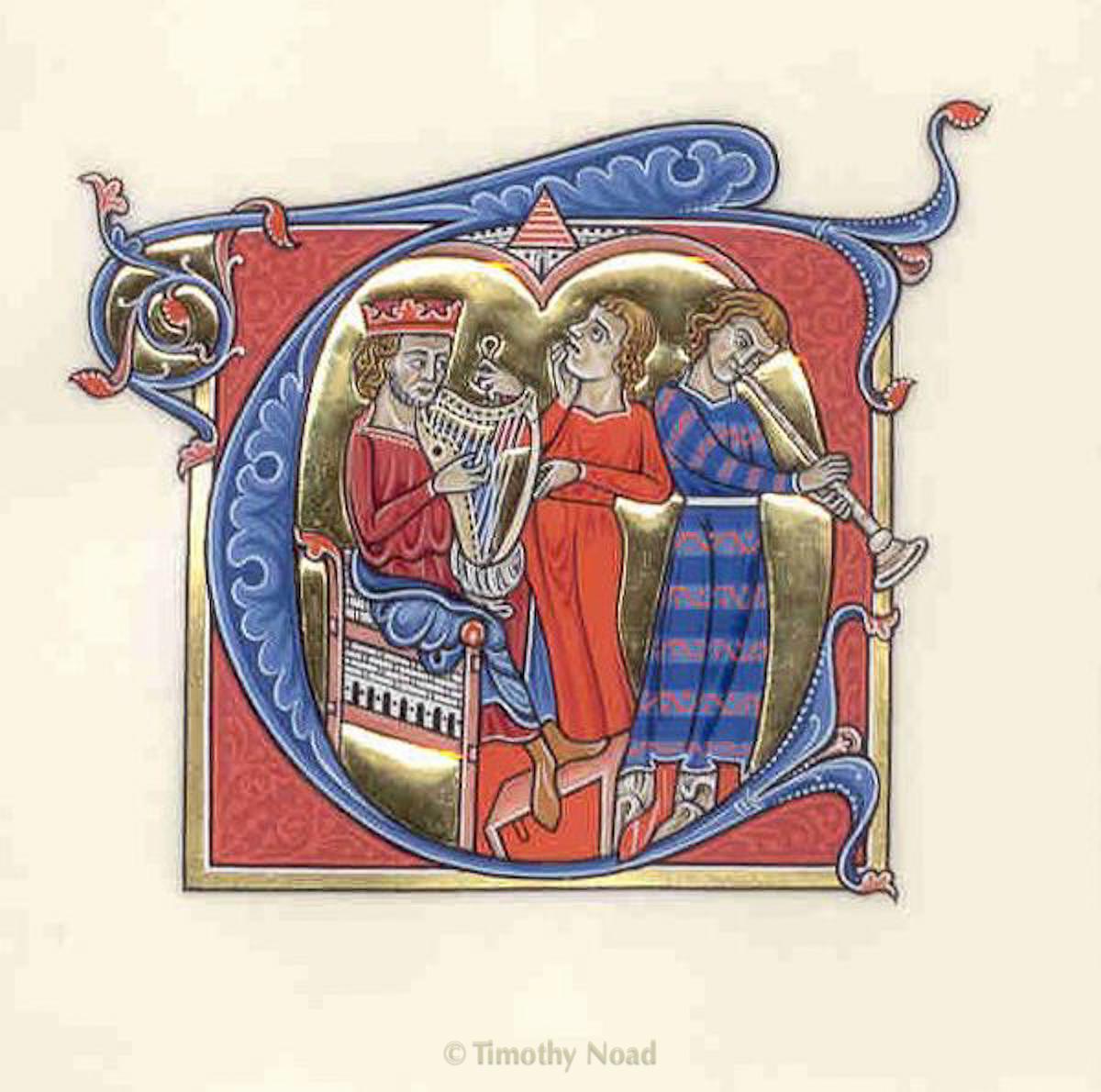 Rutland Psalter historical