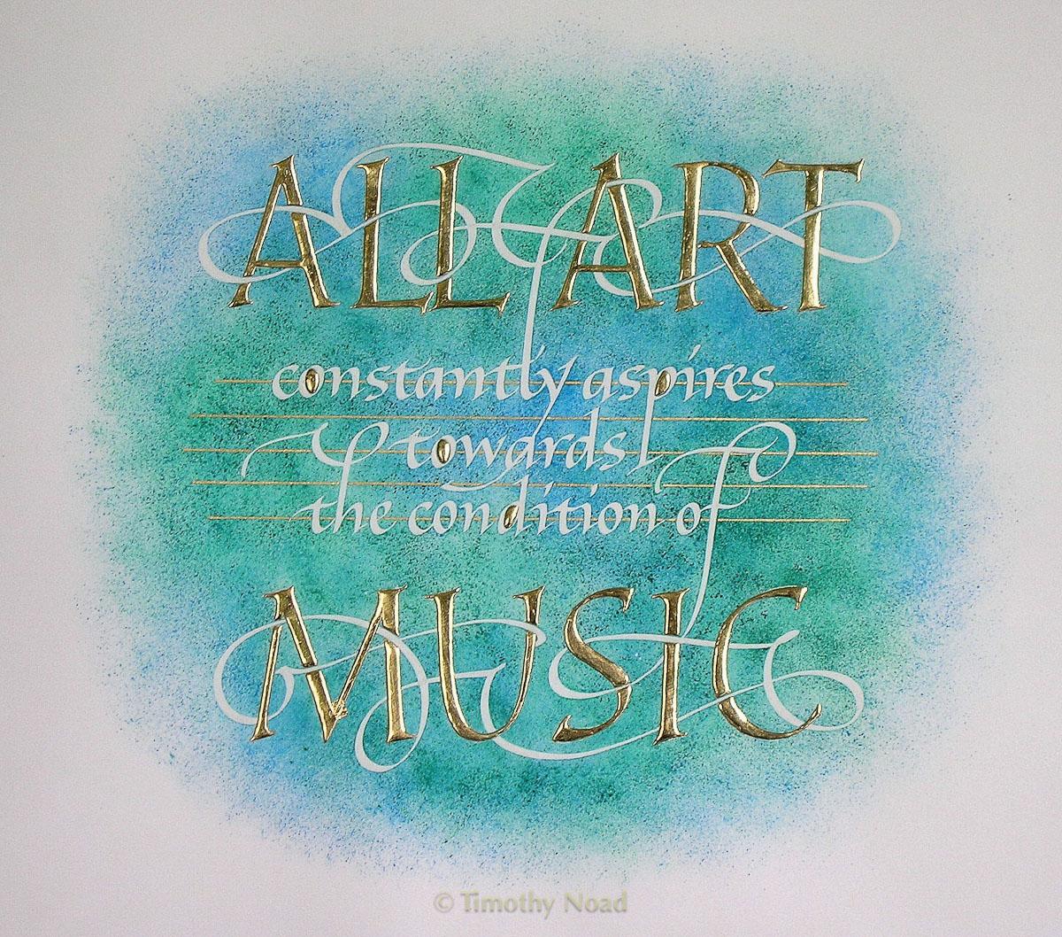 all art calligraphy