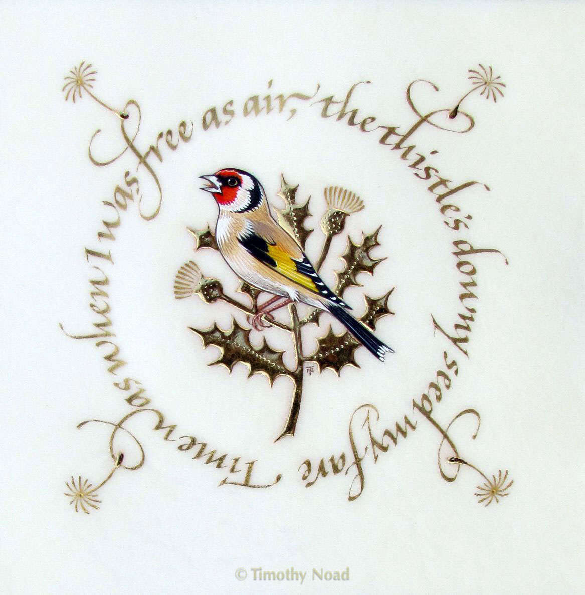 Goldfinch illumination