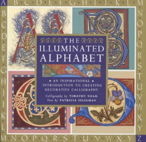 the illuminated alphabet book by timothy noad