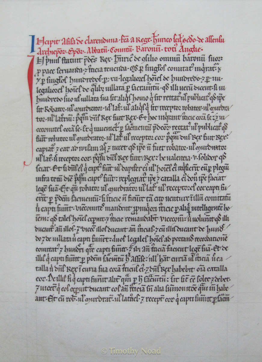 The Merton Charters historical