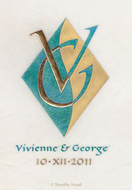 Vivienne and George illumination